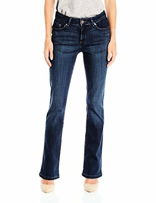 Lee Womens Collection 34073 Modern Series Curvy Bootcut Jean W