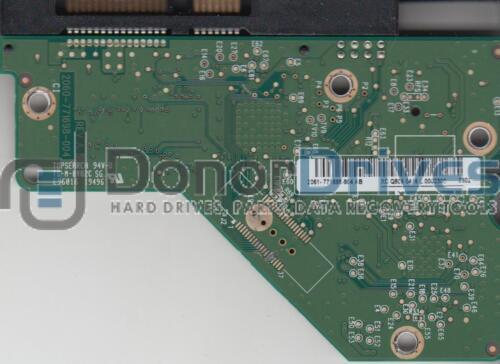 2061-771698-904 AB WD20EARS-07MVWB0 WD SATA 3.5 PCB