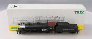 Trix 22804 HO Scale PRR USRA RP25 Steam Locomotive & Tender LN/Box