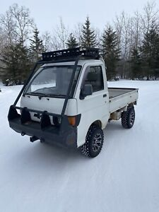 Daitatsu Hijet Mini Truck