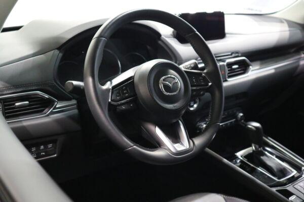 Mazda CX-5 2,2 Sky-D 184 Optimum aut. AWD billede 12