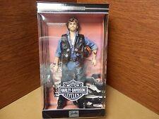 NEW Barbie Collectible Ken Harley Davidson Motor Cycles Mattel #25638