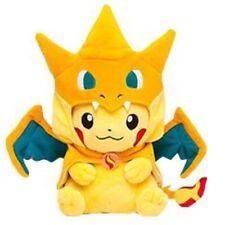 Pokémon Centre Tokyo Smiling Pikachu Charizard Plush