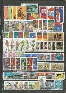 DDR-1976-gestempelt-kompletter-Jahrgang