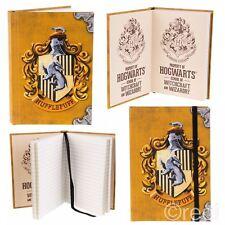 NUOVO HARRY POTTER TASSOROSSO a6 NOTEBOOK Hogwarts BLOCCO NOTE SCRITTURA contabile Mini Ufficiale