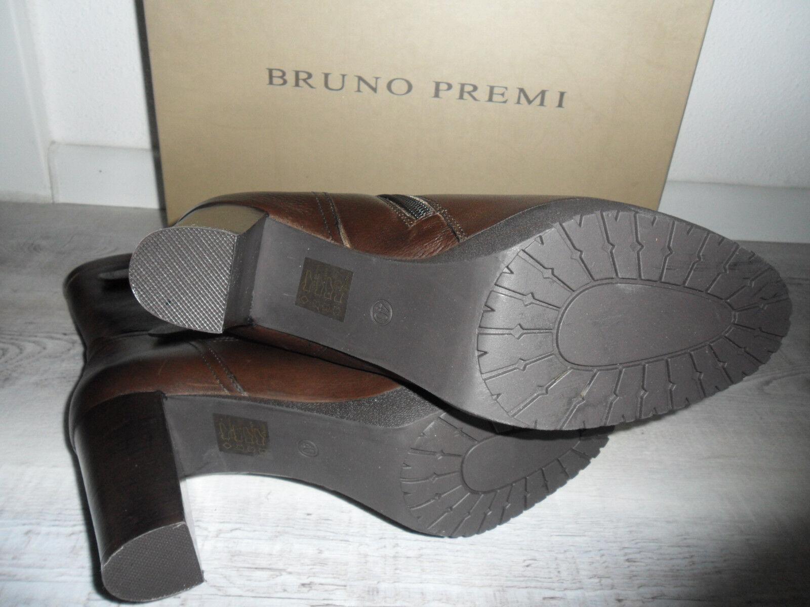 Bruno Premi Premi Premi Damenstiefeletten Gr. 40 braun NEU 0eac1f