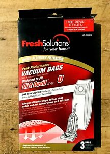 Fresh-Solutions-No-70324-Dirt-Devil-Style-U-Micro-Allergen-Vacuum-Bags-Pack-of-3