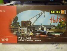 Faller 131262 Portalkran NEU OVP