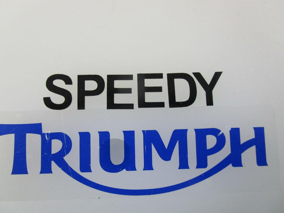 speedy2triumph2013