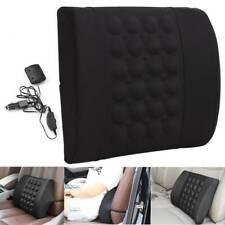 Car Van Lumbar Lumber Back Support Cushion Ergonomic Office Chair For Audi