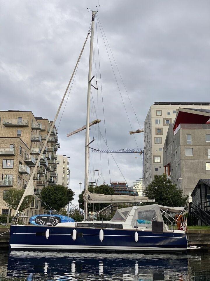 Beneteau Oceanis 38, årg. 2014, fod 38