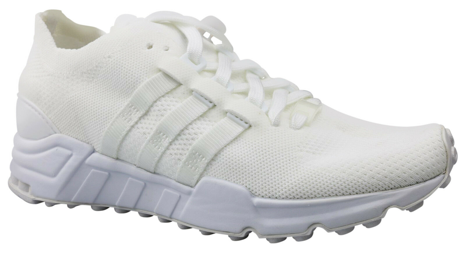 uk availability 77599 b1e07 Adidas equipHommes t t t support 93 Primeknit Sneaker Chaussures Blanc  s79925 taille 40 - 43 NEUF 1eacc3