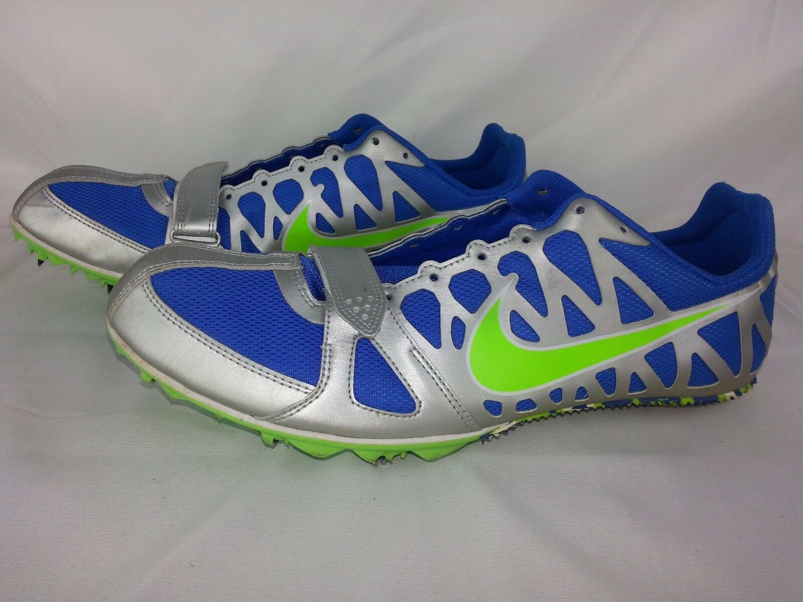 NIKE SPRINT TRACK AND FIELD MEN'S RUNNING SHOES ZOOM RIVAL S US 12 Casual wild