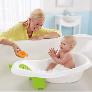 93a86484c9f Fisher Price 4-in-1 Sling  n Seat Baby Infant Newborn Toddler Bath ...