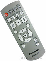 Panasonic N2qayb000535 Remote For Many 2010-11 Plasma And Lcd Tvs -us Seller