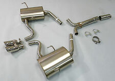 Becker Catback Exhaust Fits For 2002-2006 Mini Cooper S 1.6L Supercharged R50