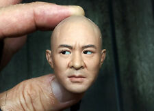 1/6 Enterbay Jet Li Head Sculpt ZC 303 Bruce Lee Hot Toys Body Pants Clothing ZY