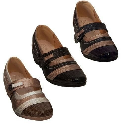 Gentlemen/Ladies Ladies Low Heel Padded Metallic Sole Faux Patent Crocodile Metallic Padded Mary Jane Shoes Elegant and sturdy set meal Fine art Global sales AB3483 b99abc