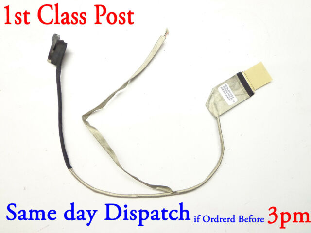 Hp Compaq CQ58 LVDS LED Screen Display Cable 689677-001 690739-001 690740-001
