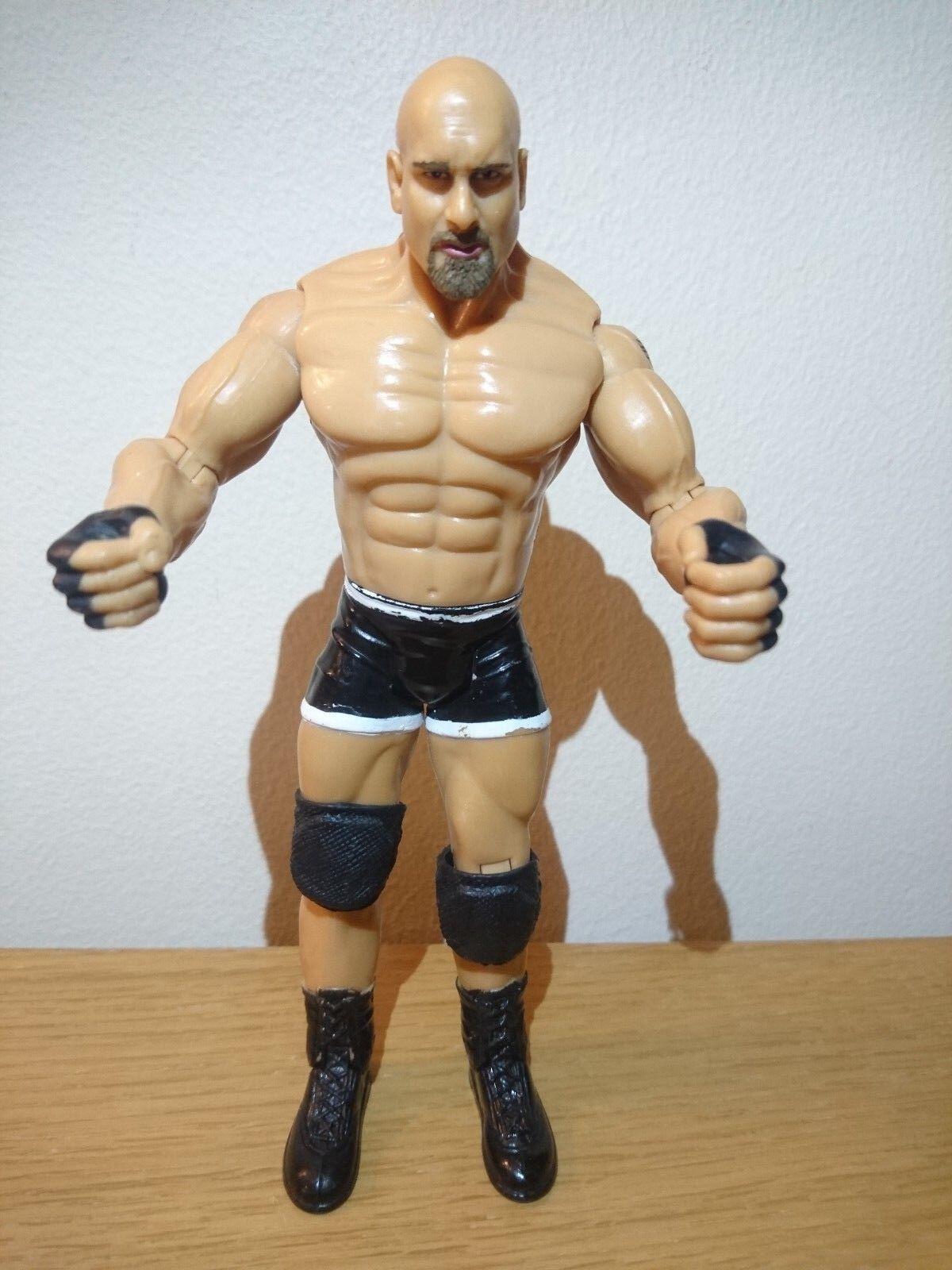 WWF WWE goldberg Jakks wrestling figure, loads more, combined postage