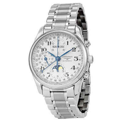 Longines Master Collection Automatic Chronograph Men's Watch L26734786