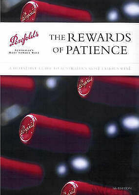 1 of 1 - Rewards of Patience: Definitive Guide to Australia's Most Famous Wine - Penfolds