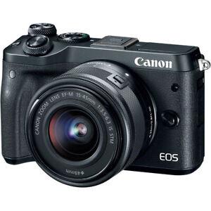 Canon-EOS-M6-mirrorless-fotocamera-digitale-con-obiettivo-15-45mm-Nero
