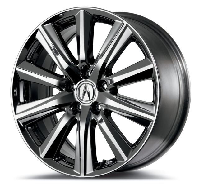 Acura MDX Factory OEM Rim Wheel PVD Chrome - Acura mdx wheels