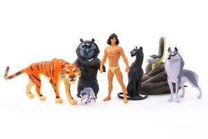 Mowgli cartoon figures Prosto Toy assortment 7 pieces