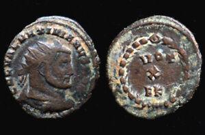Follis-GALERE-303-VOT-X-FK-CARTHAGE-Romaine-Roman-Empire-Galerius
