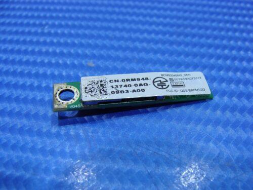 "Dell Inspiron N5010 15.6/"" Genuine Wireless Bluetooth Module RM948 BCM92046MD/_GEN"