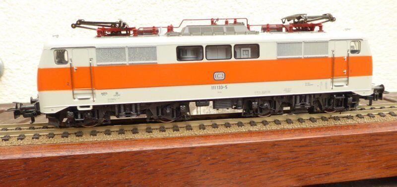 Märklin 3155 H0 S-BAHN - Electric Locomotive Br-111 133-5 DB Ep. 4 5 Good,Used