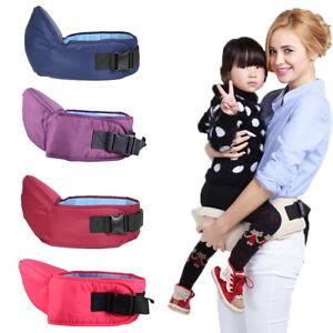 Baby Carrier Waist Stool Walkers Baby Sling Hold Waist Belt Backpack Hipseat Bel