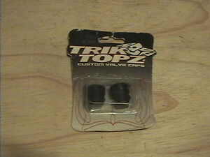 TRIK TOPZ MTB BMX MX SCOOTER MOPED MOTORCYCLE VALVE DUST CAPS LARGE PISTON BLACK - <span itemprop='availableAtOrFrom'> Suffolk, United Kingdom</span> - Returns accepted Most purchases from business sellers are protected by the Consumer Contract Regulations 2013 which give you the right to cancel the purchase within 14 days after the day - <span itemprop='availableAtOrFrom'> Suffolk, United Kingdom</span>
