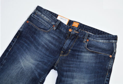 Hugo Boss  W40 L32  Orange 63  Stretch Denim  BO63  Slim Fit  Herren Jeans 40//32