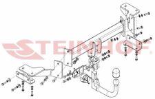 Für Hyundai Tucson TLE 15-18 Anhängekupplung abnehmbar vertikal inkl 7pol E-Satz