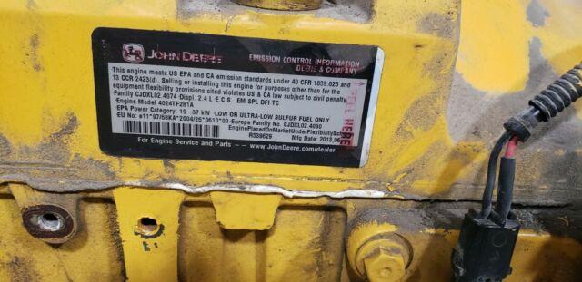 john deere powertech m 4024t turbocharged diesel engine