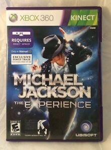 Details about Michael Jackson: The Experience Walmart Special Edition Extra  Song #98918