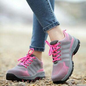 Ladies Lightweight Steel Toe Safety