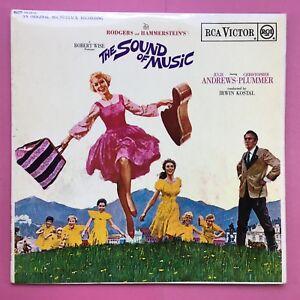Il-Suono-di-Musica-Originale-Soundtrack-Libretto-Rca-Victor-SB-6616-Stereo