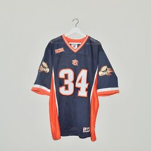 new style 3fb86 dd9f4 Details about Men's VTG NCAA Auburn Tigers #34 Bo Jackson Football Sewn-on  Off Field Jersey