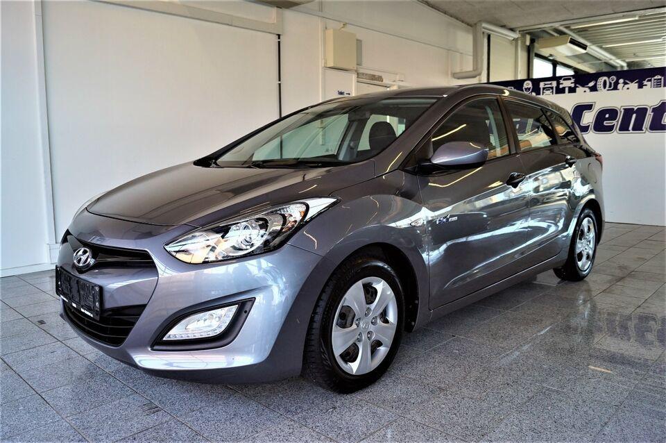 Hyundai i30 1,4 CVVT Comfort CW – dba.dk – Køb og Salg af ...