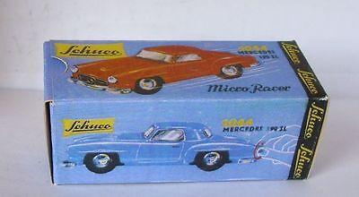 Repro Box Schuco Micro Racer 1044 Mercedes 190 SL
