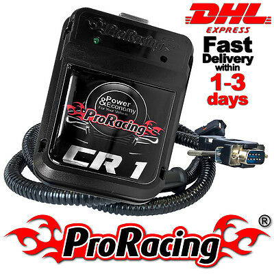 Chip Box Tuning CR1 for PARTNER I 1.6 HDI 55 kW 75 HP Power Performance Diesel