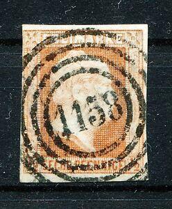 Preußen 1 gestempelt Posen - <span itemprop=availableAtOrFrom>Berlin, Deutschland</span> - Preußen 1 gestempelt Posen - Berlin, Deutschland