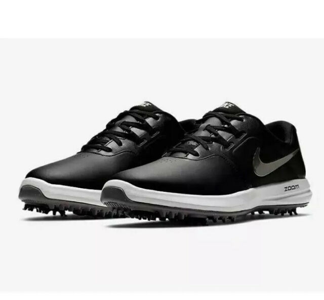 Adjuntar a fútbol americano Yo  Nike Men Air Zoom Victory Golf Shoes Black Silver Aq1524 001 Size 11 for  sale online | eBay