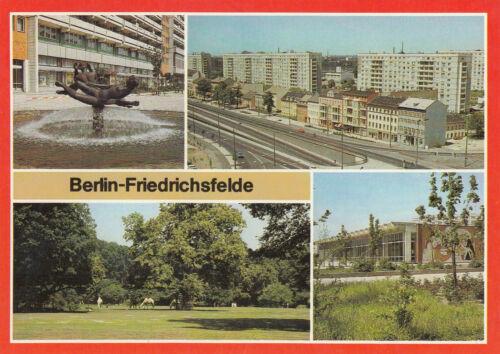 Berlin Friedrichsfelde 1986