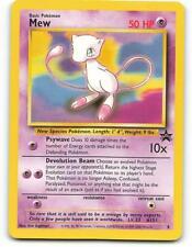 WotC Pokemon Mint Mew Black Star Promo 8