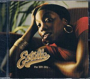 CD-ALBUM-14-TITRES-ESTELLE-THE-18TH-DAY-2004