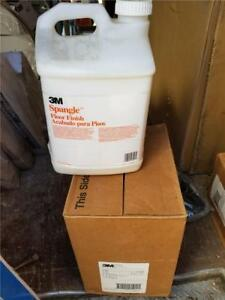 Details About Lot Of 2 3m Spangle Floor Finish 2 5 Gallon In Each Bottle Brand New
